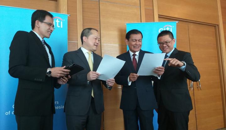 Kredit Tumbuh Pesat, Laba Citibank Indonesia Capai Rp2 Triliun di 2018 - Warta Ekonomi