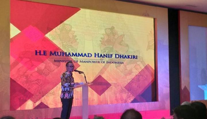 Menaker Ajak ASEAN Wujudkan Kerja Layak Bagi Pekerja - Warta Ekonomi