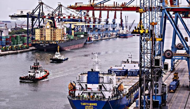 Ekspor Melemah, Neraca Perdagangan April Kembali Defisit - Warta Ekonomi