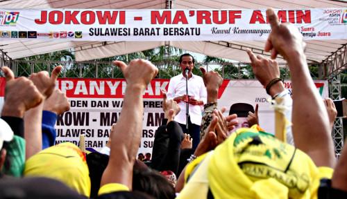Foto Wow Caleg Partai Pro Jokowi Dominasi Jateng