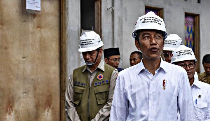 Jokowi Fokus pada 4 Janji Kampanye, Apa Saja Sih? - Warta Ekonomi
