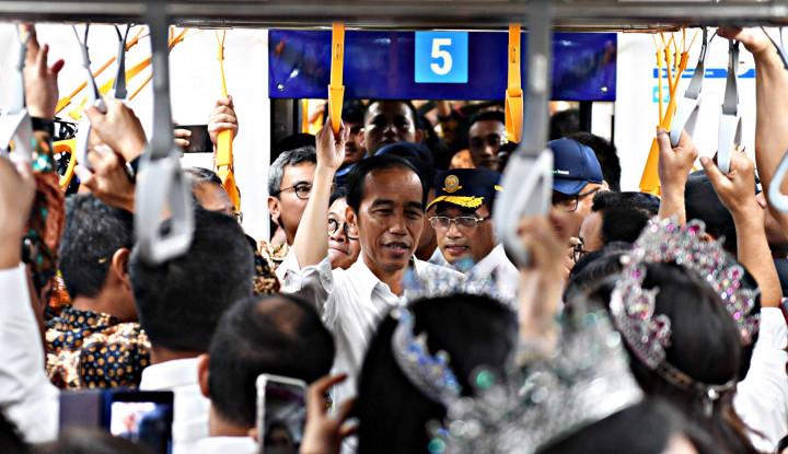 Pak Jokowi Kemarin Negur Saya - Warta Ekonomi
