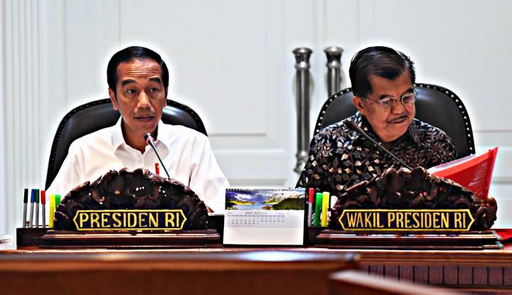 Sidang Kabinet, Permintaan Jokowi Keren - Warta Ekonomi