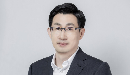 Foto Pendiri LINE Jungho Shin Diangkat Sebagai Co-CEO