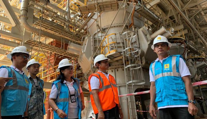 Progres Sudah 87%, PLTU Lontar Segera Terangi Banten dan Jakarta Tahun Ini - Warta Ekonomi