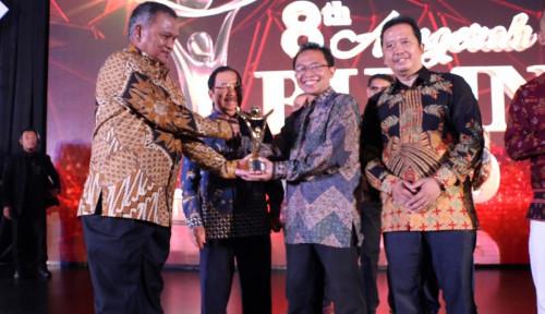 Kembangkan Inovasi Teknologi, BGR Logistics Diganjar Penghargaan