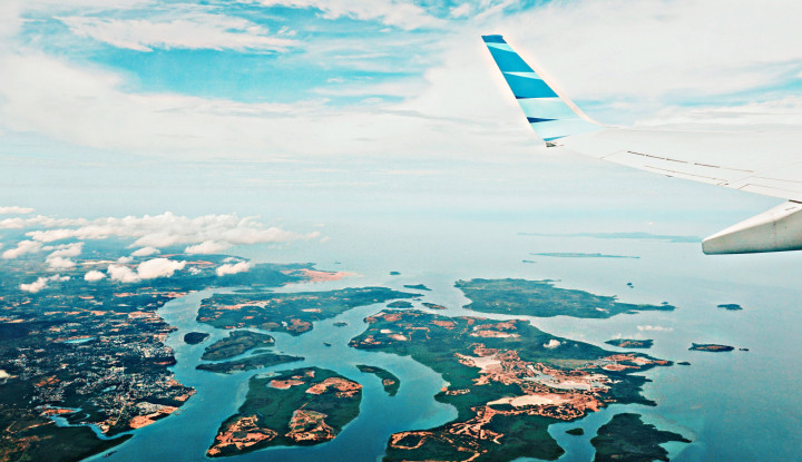 Tarif Tiket Pesawat Turun 15%, Kabar Baik Buat Garuda?