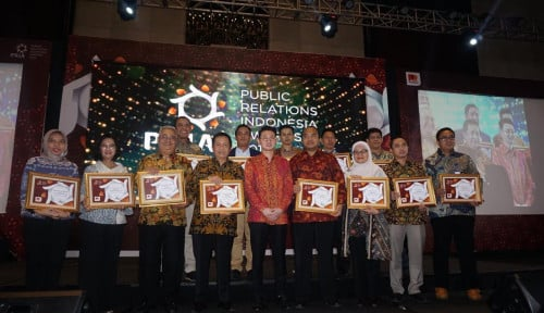 Foto Pupuk Indonesia Group Sabet 17 Penghargaan dalam PR Indonesia Awards 2019