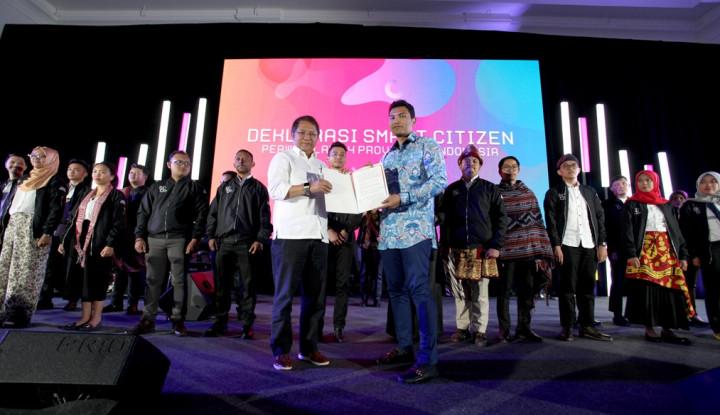 Smart Citizen Day, Langkah Qlue Dorong Implementasi Smart City di Indonesia - Warta Ekonomi