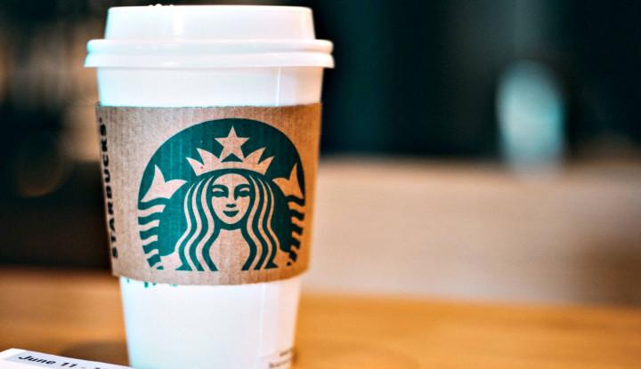 Demi Pulihkan Penjualan, Starbucks Jual Kopi 'Online' di . . . .