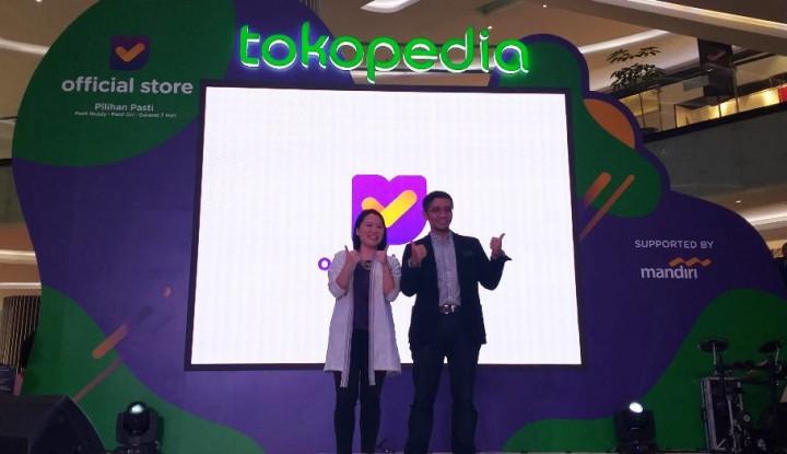 Tokopedia Resmi Buka Official Store, Ada Beragam Promo Sampai 7 April - Warta Ekonomi