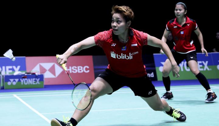 Libas Pasangan China, Ganda Putri Indonesia ke Semifinal - Warta Ekonomi