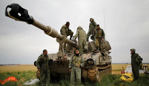 Foto Pasukan Israel Serang Peserta Pawai di Tepi Barat Sungai Jordan