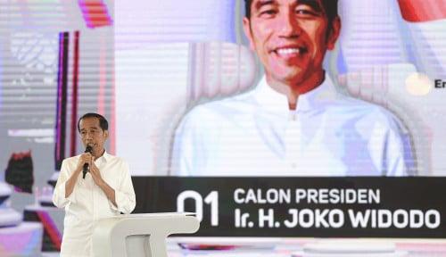 Foto Jokowi: Defisit Neraca Dagang Bisa Hilang Kalau. . .