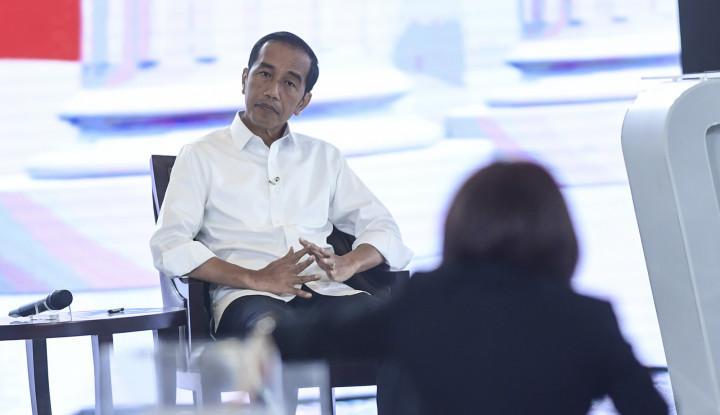 Asik Nih, Masyarakat Bisa Hadiri Open House Jokowi Besok - Warta Ekonomi