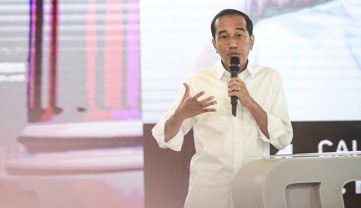 Jokowi: Saya Tak Memberikan Toleransi pada Siapapun yang Mengganggu Demokrasi