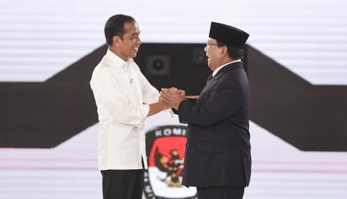 Foto Keselamatan Prabowo Tanggung Jawab Jokowi