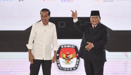 Foto Jika Jokowi Tak Didiskualifikasi, Kubu Prabowo Minta Ini