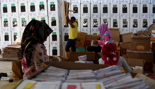Foto Soal Dugaan Pelanggaran Kode Etik Pemilu 2019, DKPP Ambil Langkah Tegas!
