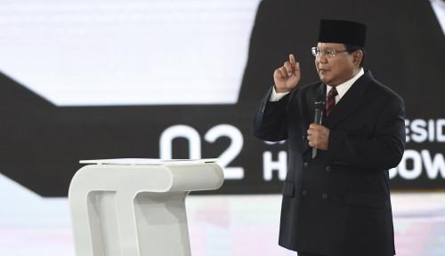 Foto Prabowo: Freeport Untung 81%, yang 51% Itu Etok-Etok