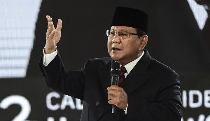 Gerindra Lega dan Gembira Gara-Gara Prabowo Subianto Dapat...