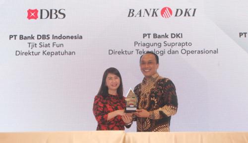 Foto Bank DBS Perpanjang Kerja Sama dengan Dukcapil