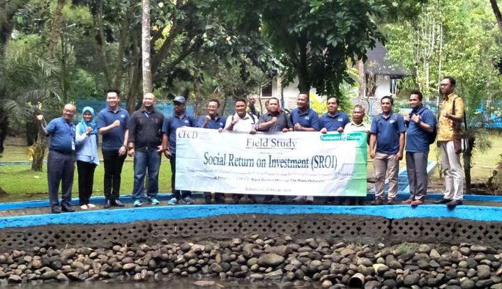 Petrokimia Gresik Apresiasi Kegiatan Training Workshop SROI - Warta Ekonomi