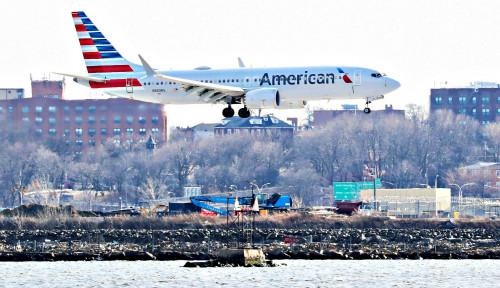 Foto American Airlines Kena Imbas Corona, Ratusan Jet Tua Dipensiunkan