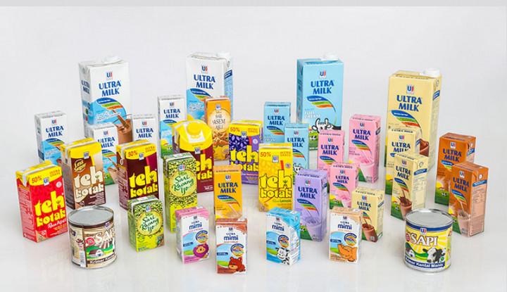 Penjualan Ultramilk Naik ke Rp5,47 T, Tapi Untungnya Amblas - Warta Ekonomi