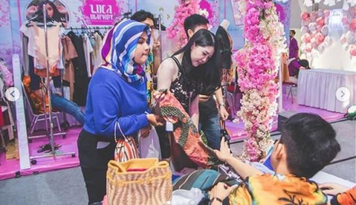 Gelar Loca Market, Cashlez Dukung Kreativitas Generasi Muda dalam Bentuk Creativepreneurship - Warta Ekonomi