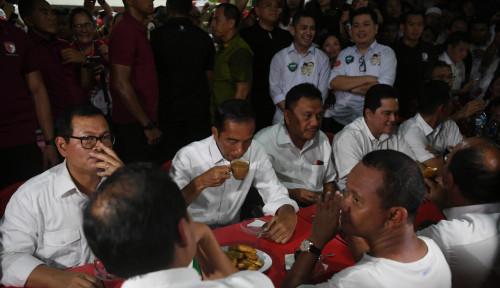 Foto Milenial Bakal Kepincut Dilan Jokowi