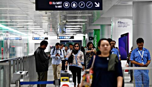 Foto MRT Jakarta Gandeng Seoul Metro untuk Kembangkan Kapasitas Operasi