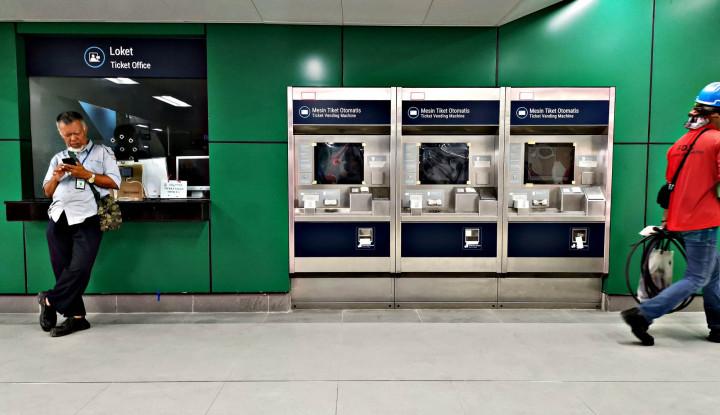 Listrik Mati, Penumpang MRT yang Terjebak Tak Alami Cedera - Warta Ekonomi