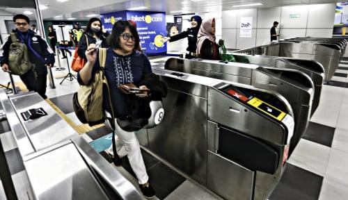 MRT Jakarta Bangun Fase 3-4 Tanpa Bantuan Jepang