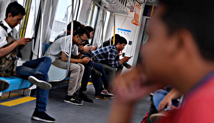 Penumpang Keluhkan Tak Ada Tempat Sampah di Stasiun MRT - Warta Ekonomi