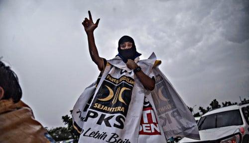 Foto Gerindra, PAN, dan Demokrat Godain Jokowi, PKS Ogah Pusing!