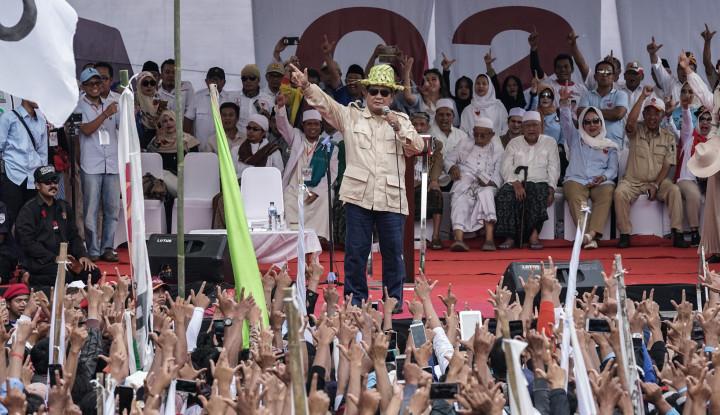 Heboh Video Prabowo Ngaku Muak dengan Elite Jakarta, Said Didu: Jangan Percaya..