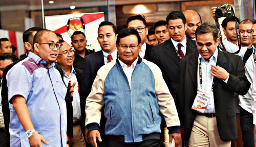 Foto Kubu Prabowo: Laporan Itu Salah Alamat