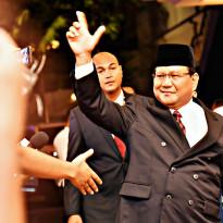 Prabowo: Hati-hati dengan Mulut Saya!