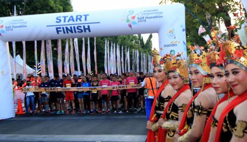 1.000 Peserta Ramaikan Banyuwangi Half Marathon 2019