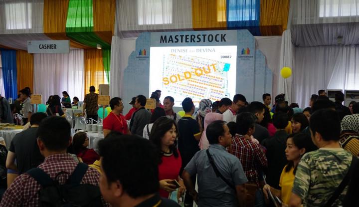 129 Unit Rumah Tumbuh Summarecon Bandung Ludes Terjual - Warta Ekonomi