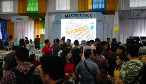 Foto 129 Unit Rumah Tumbuh Summarecon Bandung Ludes Terjual