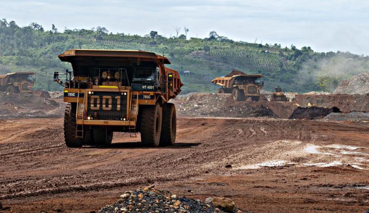 Perusahaan Tambang Bakrie Group Wajib Bayar CVR Rp1,425 T - Warta Ekonomi
