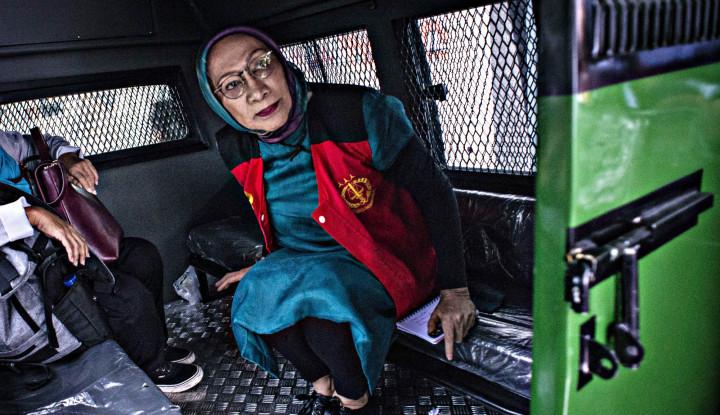 Ratna Divonis 2 Tahun Penjara, TKN Bilang: Jangan Pakai Kebohongan untuk Politik - Warta Ekonomi