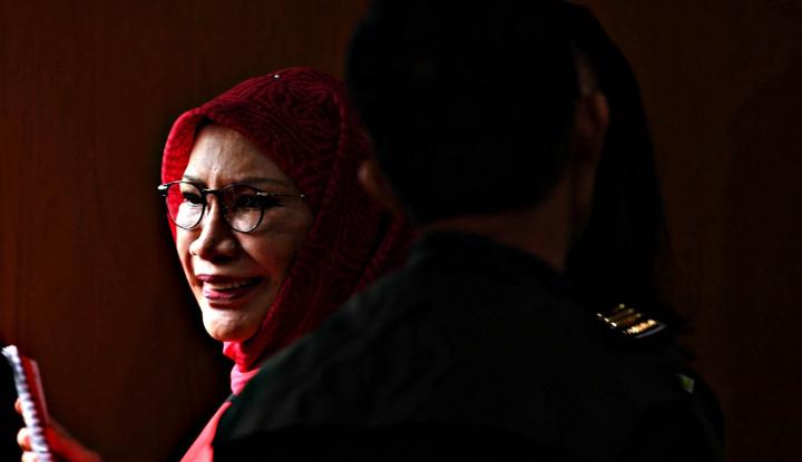 Fahri Hamzah Bersaksi, Ratna Malah Bilang..... - Warta Ekonomi
