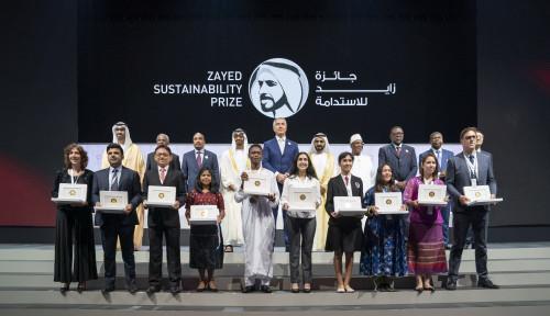 Foto Uni Emirat Arab Cari Proyek dan Solusi Inovatif Berkelanjutan