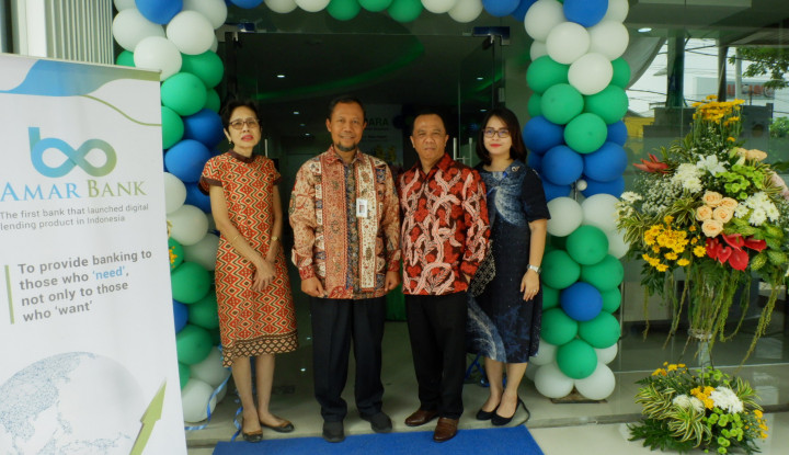 Tahun Politik, Amar Bank Justru Buka Kantor Cabang Baru di Surabaya - Warta Ekonomi
