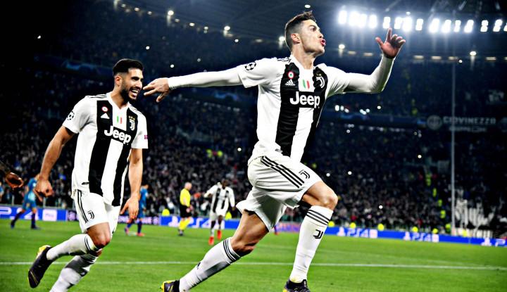 Lawan Ajax, Ronaldo Diprediksi Siap Bela Juventus - Warta Ekonomi