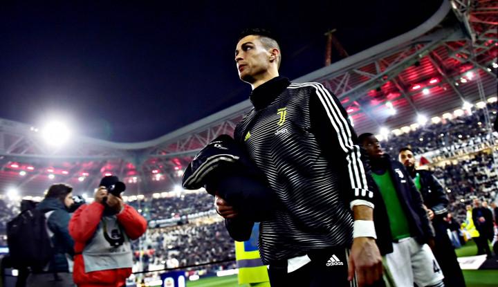 Ronaldo Tak Ikut Latihan dengan Juventus Gara-Gara... - Warta Ekonomi