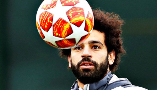 Kabar Sedih, Mohamed Salah Dinyatakan Positif Covid-19
